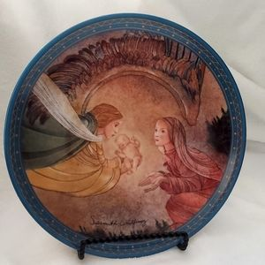 Die Gave collectors decorative plate